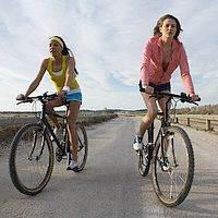 Escursione in bicicletta