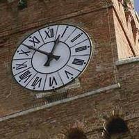 Orologio della Torre del Mangia a Siena