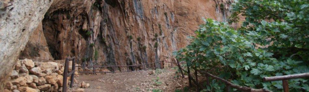 Sentiero sul Monte Cetona