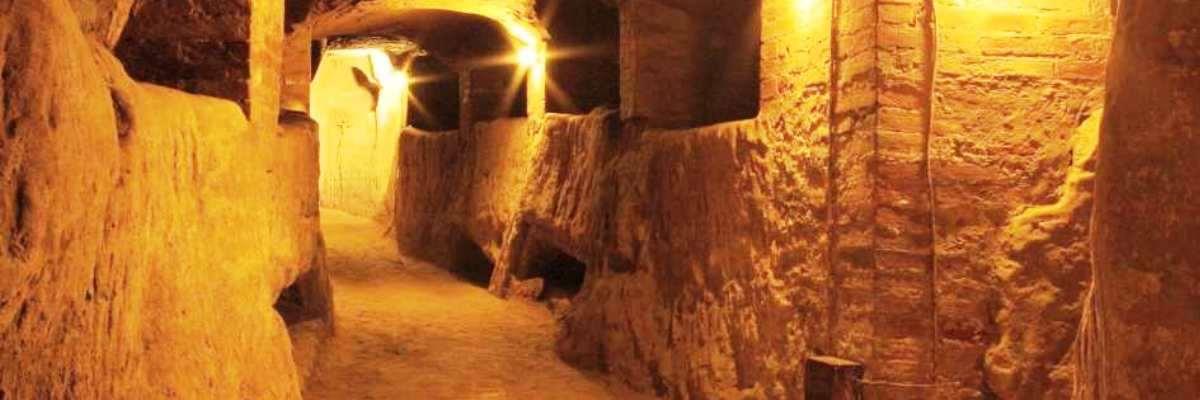 Labirinto di Porsenna a Chiusi